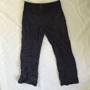 Lululemon athletica dance studio pants lined